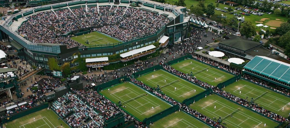 Wimbledon 2020 Männer