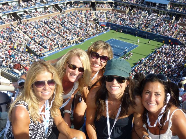 US Open Tennis Flushing Meadows NY Championship Tennis Tours - Us open map flushing meadows