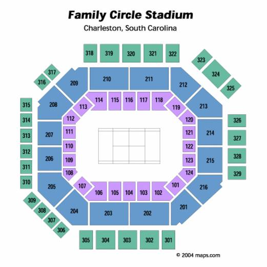 Buy Family Circle Cup 2019 Tickets Championship Tennis Tours
