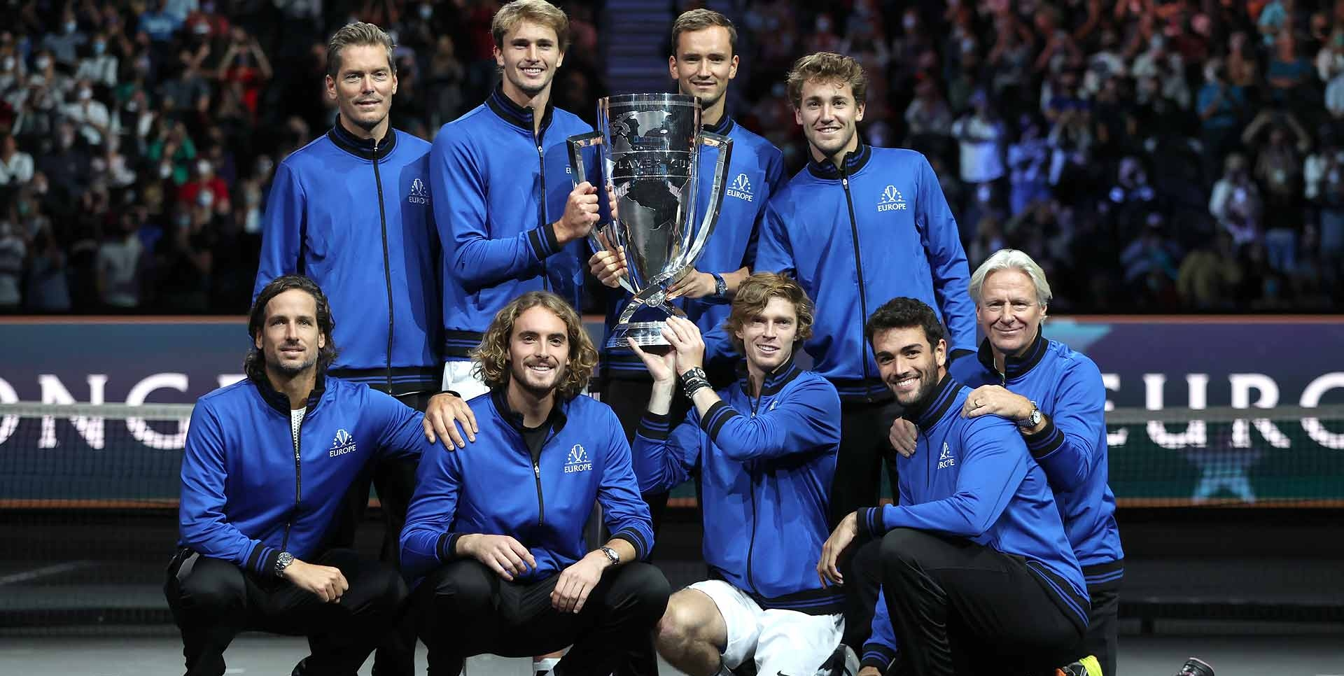 THE LAVER CUP IS HEADING TO BEAUTIFUL GENEVA Team Europe will look to defend its title. Tickets in hand!