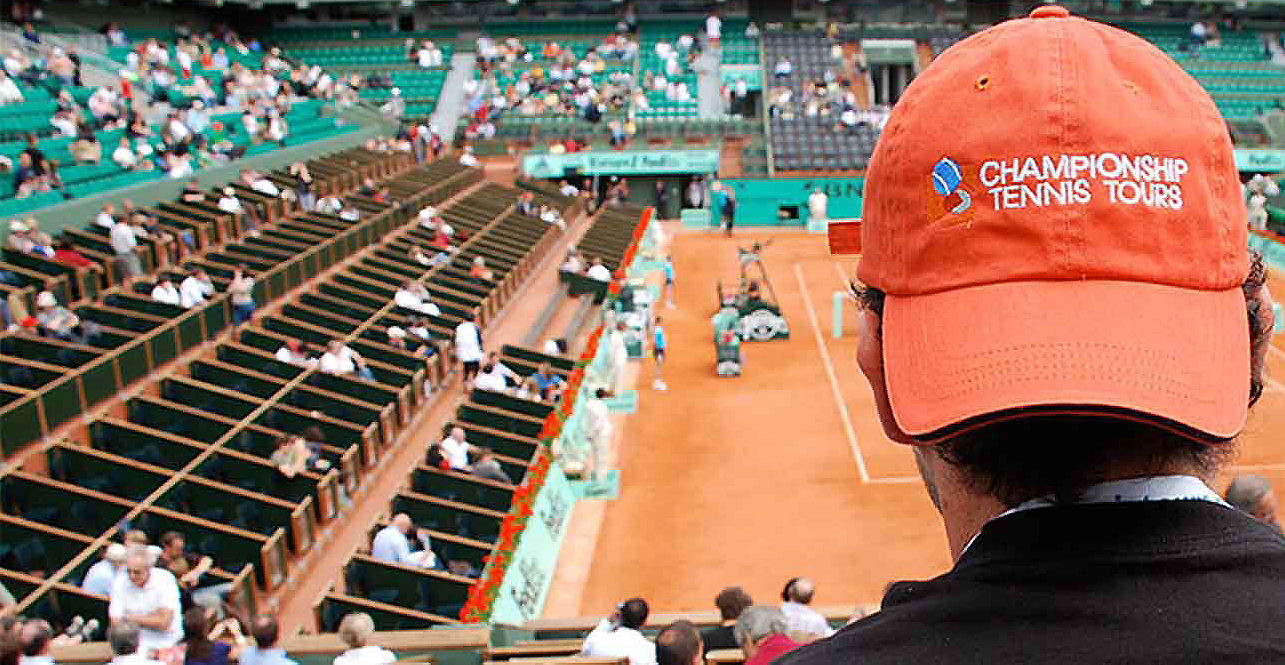PARLEZ-VOUS ROLAND GARROS? WE DO! Book your tickets now!