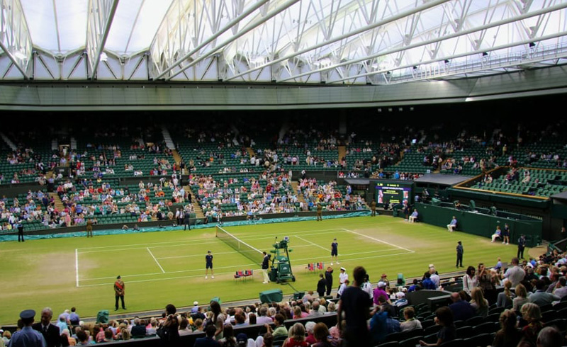 Wimbledon Seating Guide | 2021 Wimbledon | Championship Tennis Tours