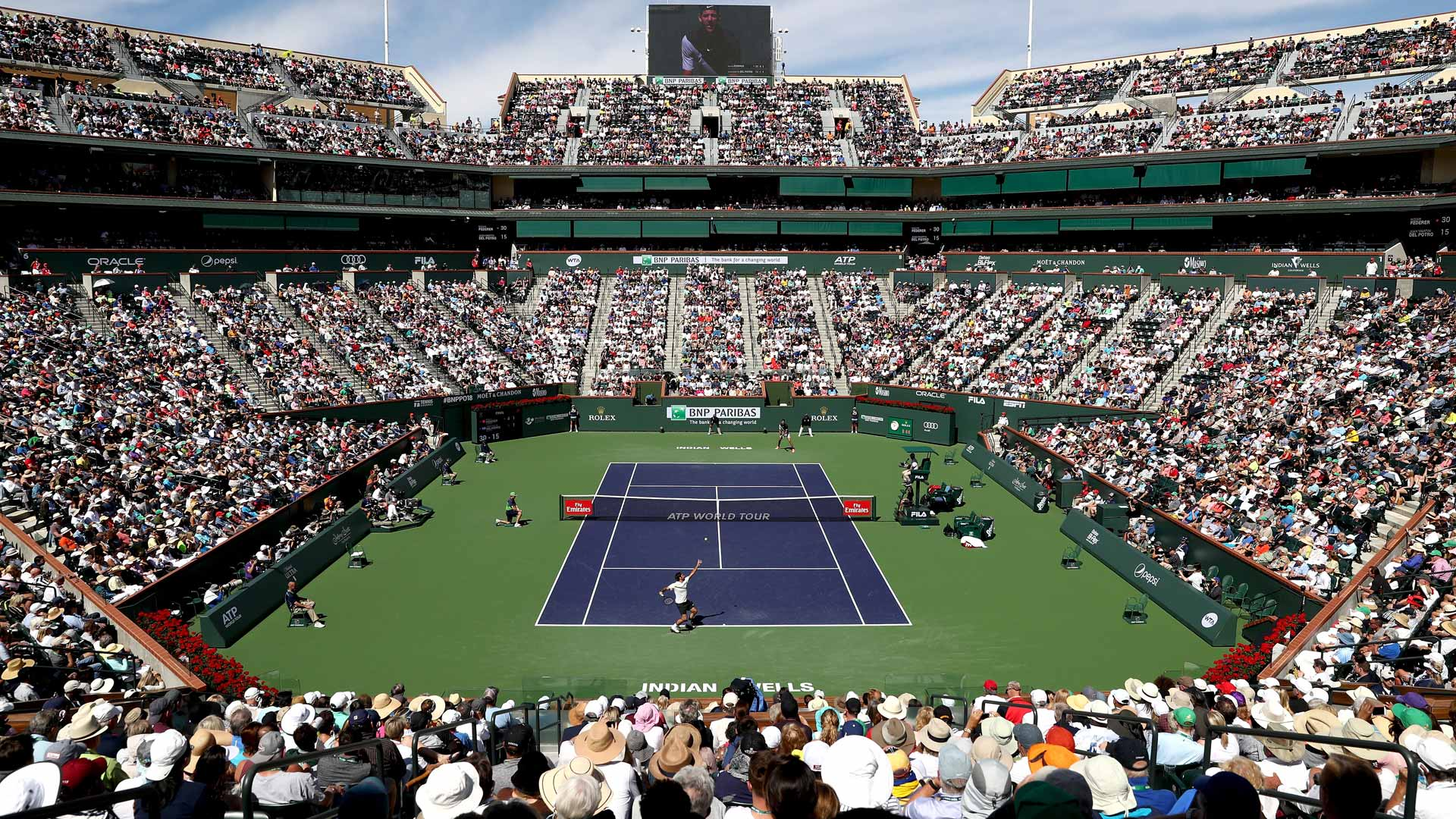 bnp paribas seating guide 2019 bnp paribas open tickets championship tennis tours. Black Bedroom Furniture Sets. Home Design Ideas
