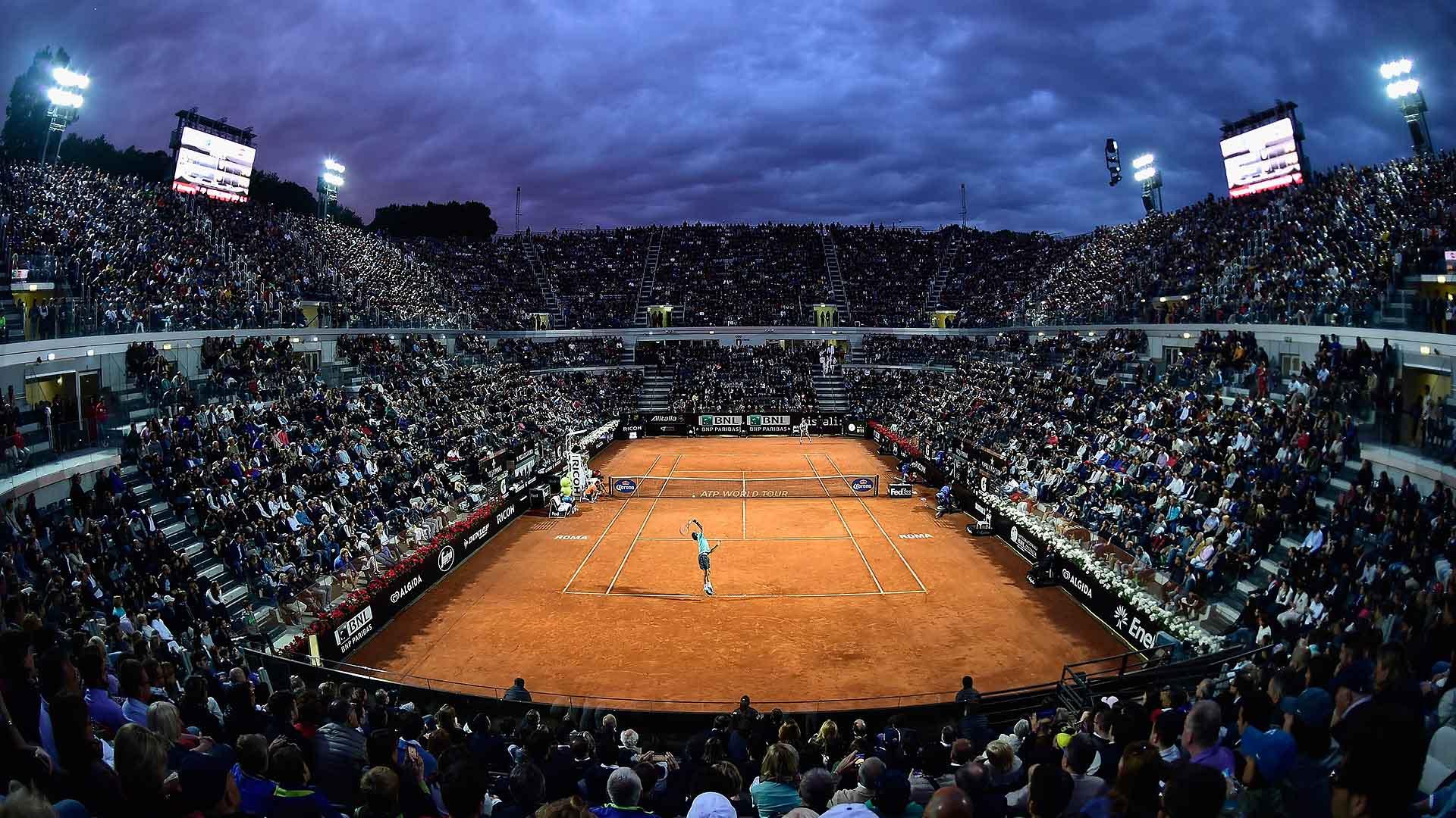 Italian Open 2021 Seating Guide Championship Tennis Tours