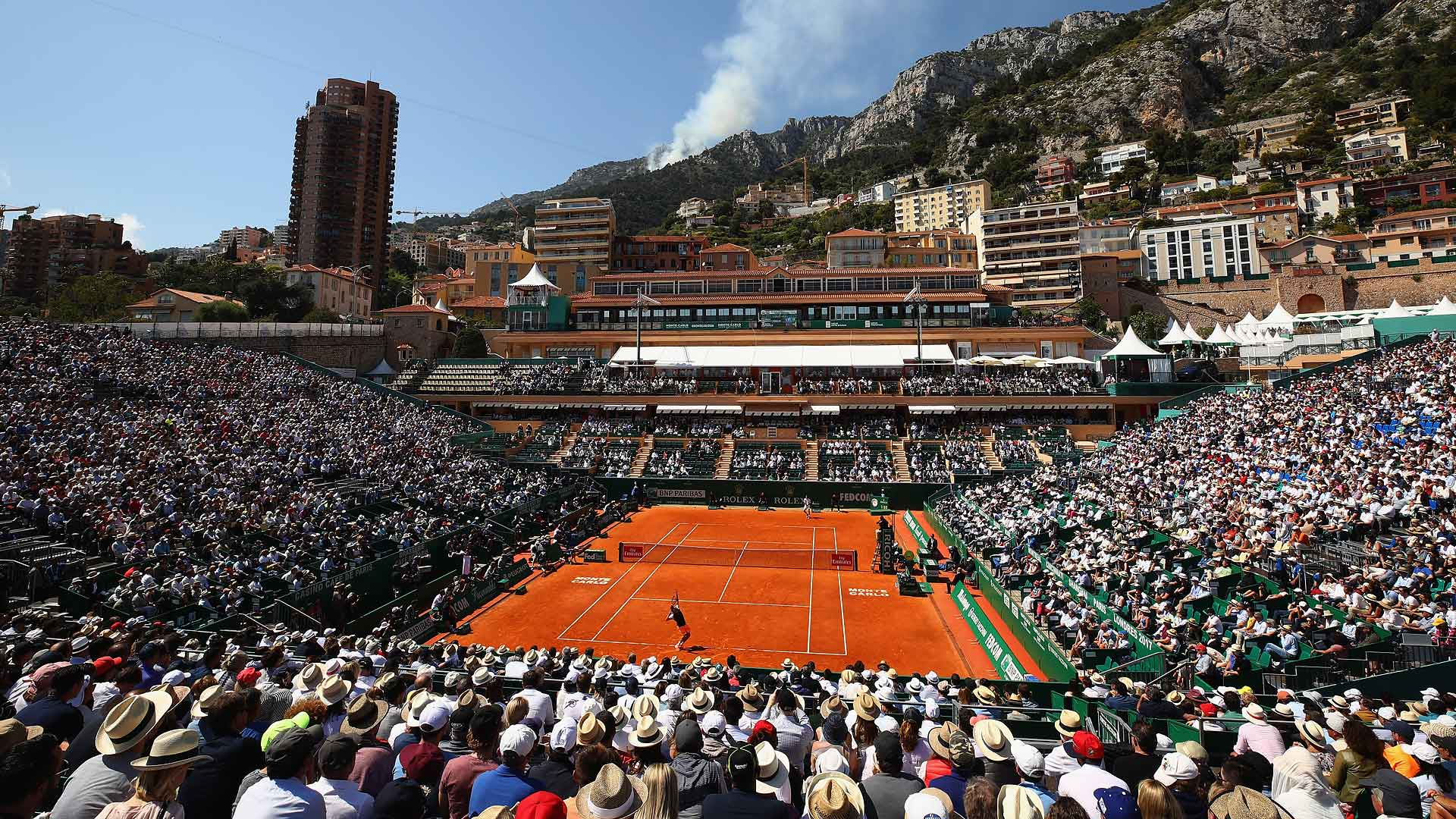 Monte Carlo Open 2020 Seating Guide Championship Tennis