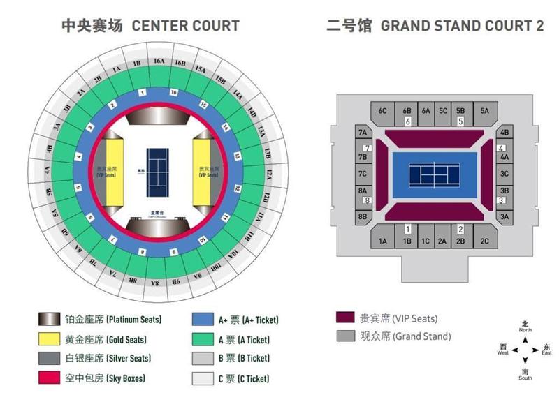 Buy Shanghai Masters 2020 Tennis Tickets Championship