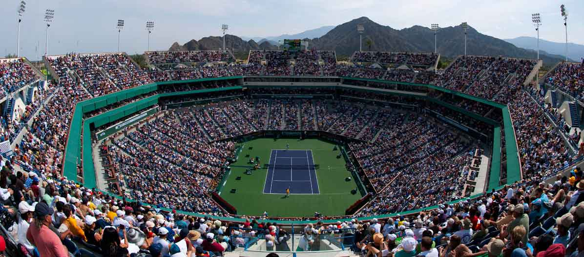 bnp paribas open 2019 indian wells ca championship tennis tours. Black Bedroom Furniture Sets. Home Design Ideas