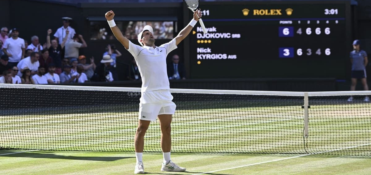 tennis in wimbledon