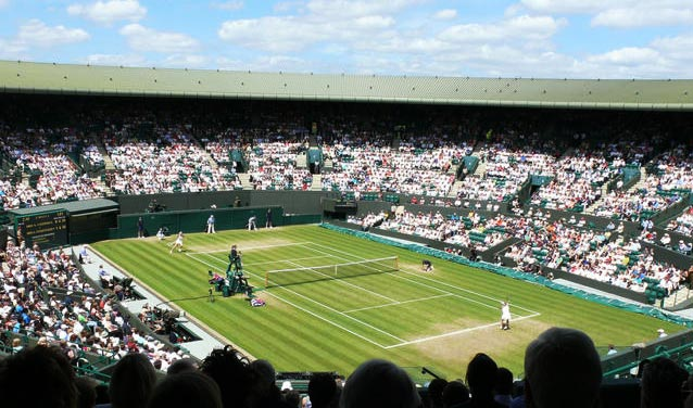 Wimbledon Court 1 Photo